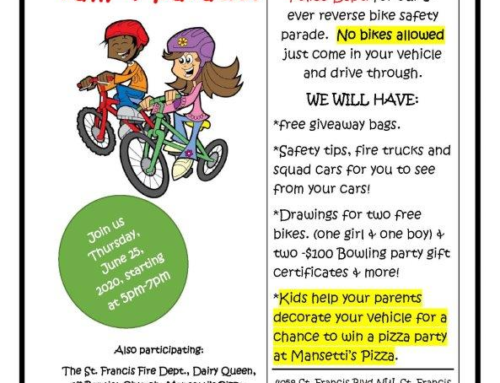 Bike Safety Rally & Parade
