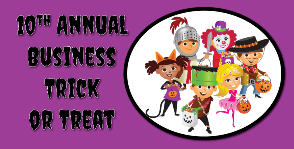 10th Annual Business Trick or Treat