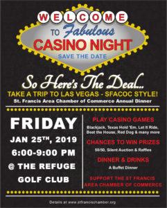 Annual Dinner @ Refuge Golf Club | Oak Grove | Minnesota | United States