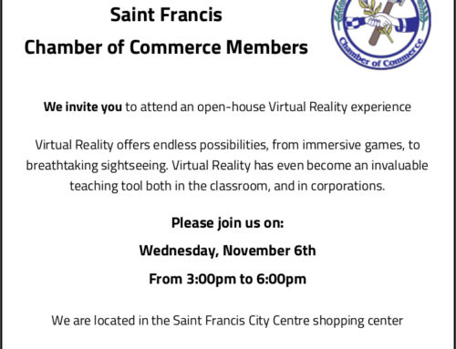 Open House at Virtual Reality Arcade
