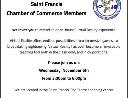 Open House at Virtual Reality Arcade