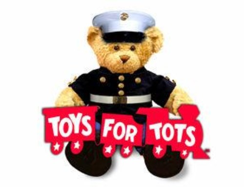 Dawn Tschumper American Family Insurance Agency is a drop off location for Toys for Tots!