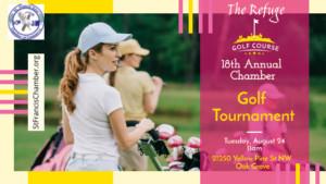 Annual Golf Tournament @ The Refuge Golf Club | Oak Grove | Minnesota | United States