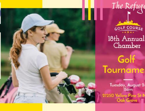 2021 Chamber Golf Tournament