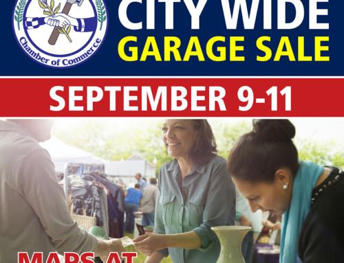 St. Francis City Wide Garage Sales This Weekend