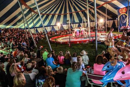 Circus in St. Francis